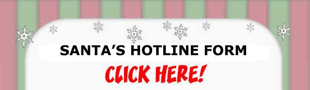 Santa's Hotline Form